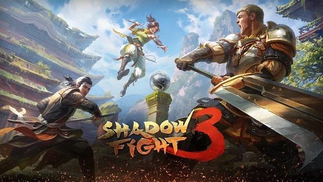 تحميل لعبة قتال الظل شادو فايت Shadow Fight 3