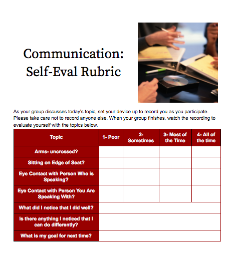 """self assessment on filmed communication Communication styles: a self‐assessment exercise (based on the work of p case """"teaching for the cross-cultural mind"""" washington, dc, sietar, 1981) 1 instructions: please select from each pair of attributes the one which is most typical of your personality no pair is an either-or proposal make your choice as spontaneously as possible."""