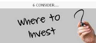 top 6 matters to consider before You begin investing.