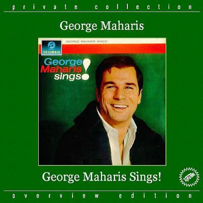 George Maharis - Sings! (1962)
