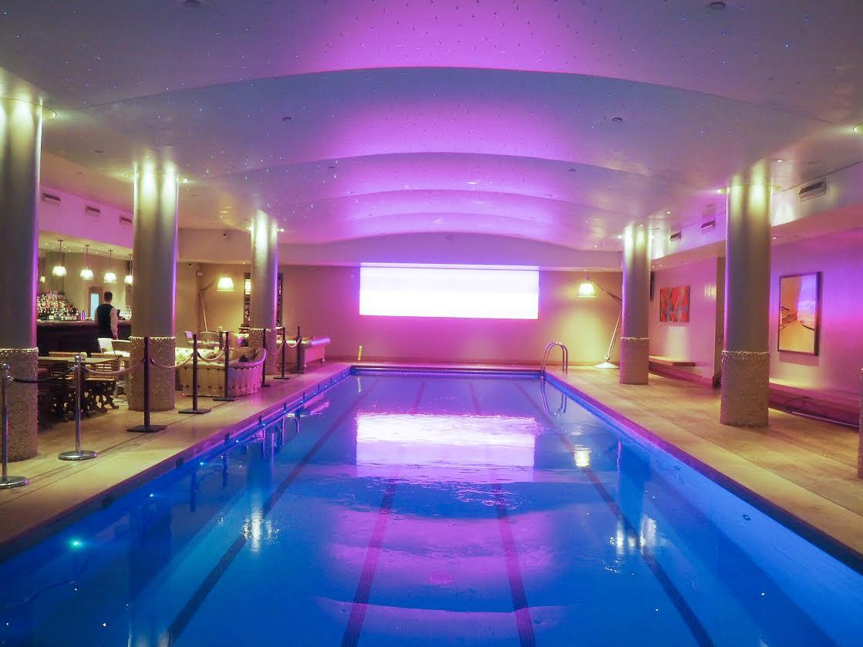 haymarket hotel pool