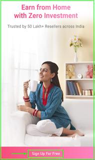 घर बैठे मीसो ऐप से पैसे कैसे कमाए - How to earn money from the Meesho app sitting at home