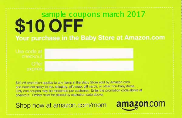 Www amazon com coupons