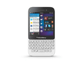 BlackBerry Q5 PICTURE