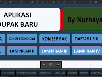 Download Aplikasi PAK 2017 sesuai Permenpan RB no 16 th 2009