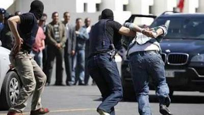 اطلاق نار بين الامن ومسلحين بالاسكندريه ..شاهد بالصور