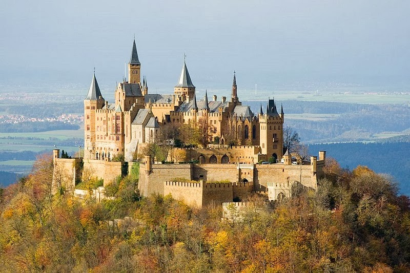 Hohenzollern Castle, Germany - Top 20 Spots to See in Europe