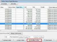 Cara Membatalkan Faktur Pajak Masukan di Aplikasi e-Faktur