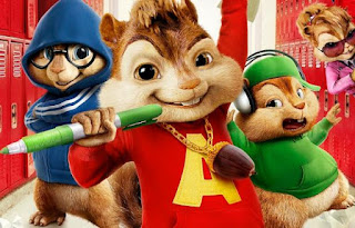 Filme Alvin e os Esquilos 2 em Sessão da Tarde - 30/03/2018