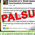 'Pandai-Pandai Kata Ada Kes Difteria Di Putrajaya'