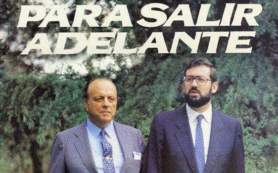 Fraga y Rajoy