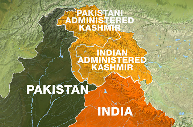 Kashmir Dispute : Two Pakistani Soldiers Killed After Clashes with India