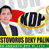 Doa Masyarakat,KDP Daftar DPD RI