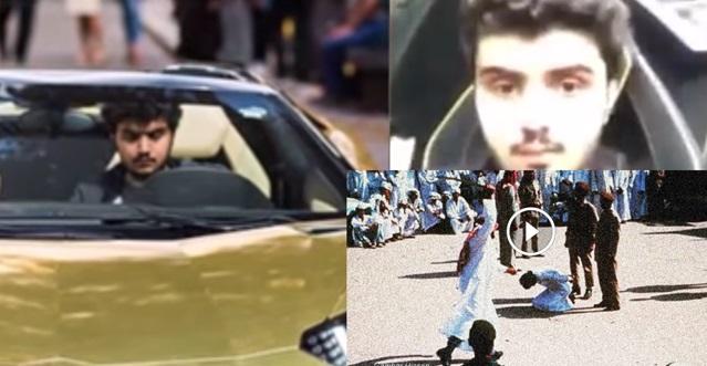 VIDEO: Akhirnya Putera Raja Arab Saudi Yg Terkacak & Terkaya Dihukum Pancung