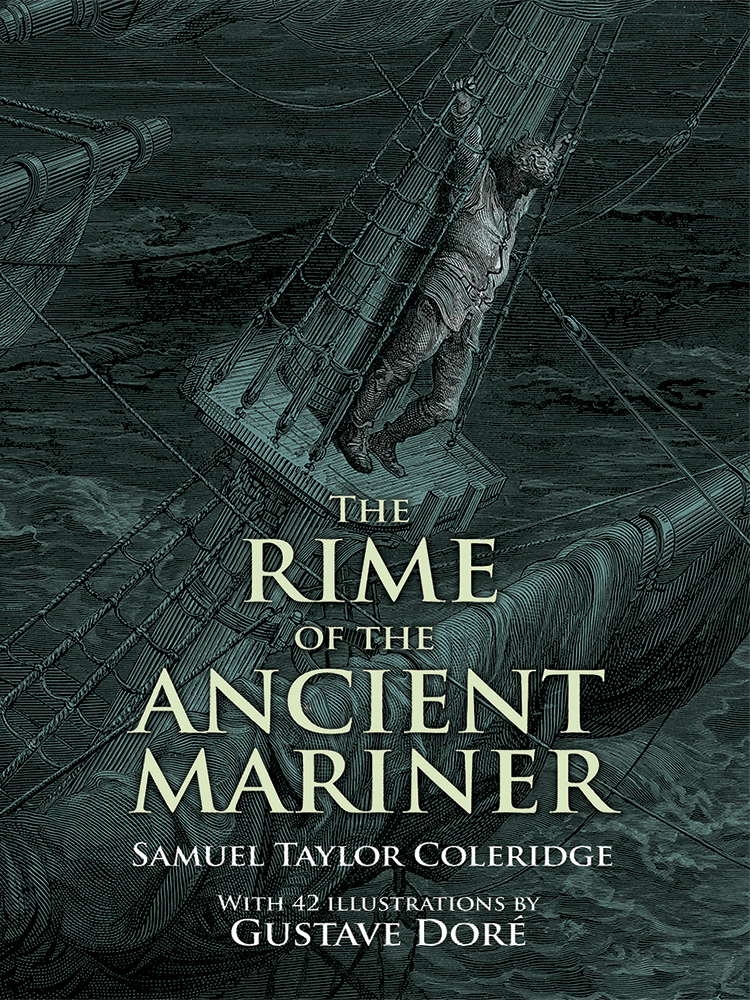 the frankenstein novel and coleridges rime of the ancient mariner essay For example, in the rime of the ancient mariner the mariner shoots the albatross that the rest of his crew believes is a symbol from god after the death of the albatross, everything changes for the worst.