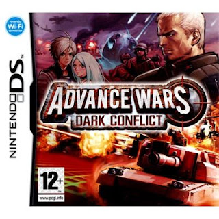 Advance Wars: Dark Conflict, NDS, Español, Mega, Mediafire