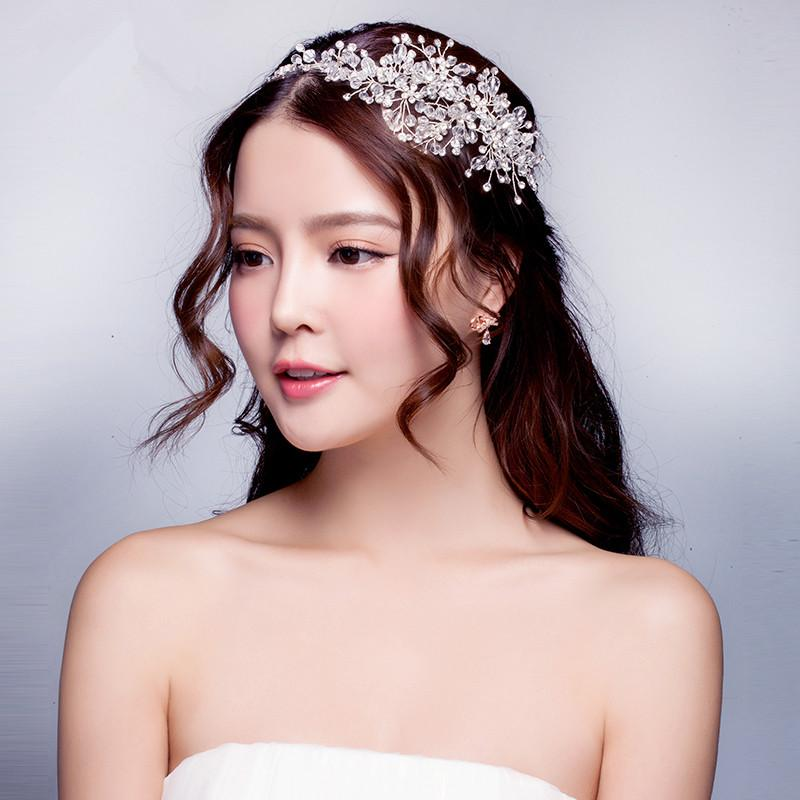 14 Best Korean Wedding Hairstyle 2015 - Image And Picture ...