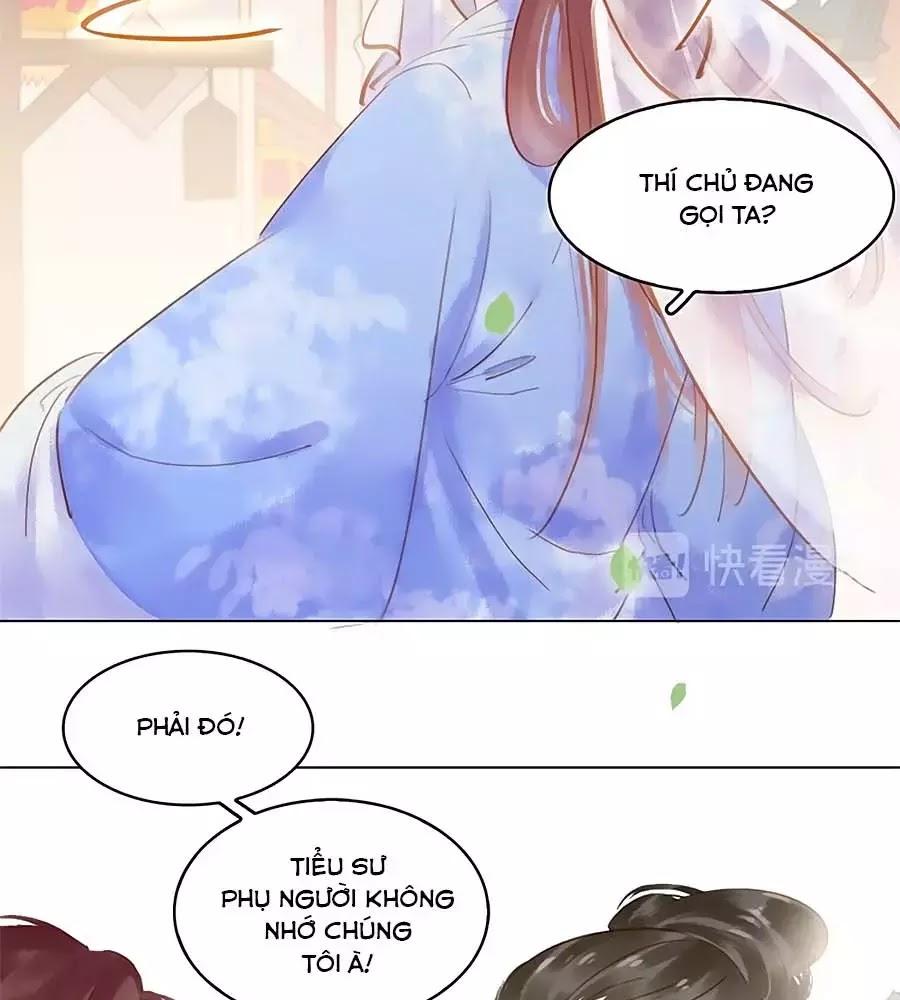 Tiểu sư phụ, tóc giả của ngài rơi rồi! chap 9 - Trang 8
