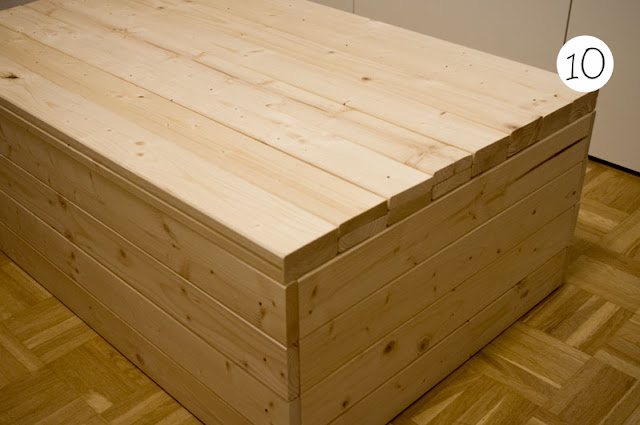 kukuwaja diy home project couchtisch truhe. Black Bedroom Furniture Sets. Home Design Ideas