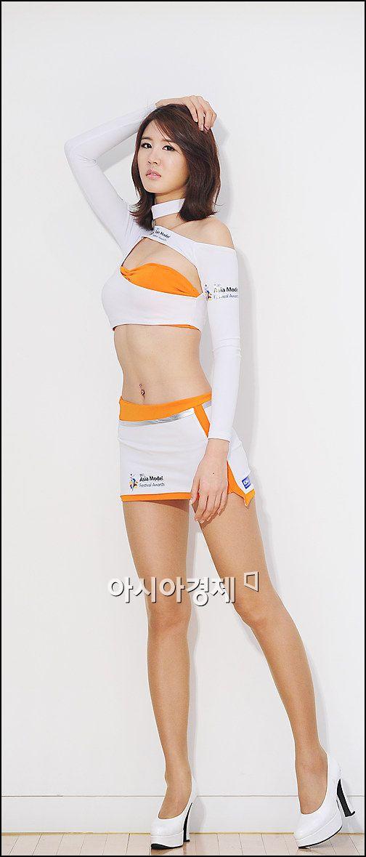 [Oh Ah Rim] 2011.01.14 - Asia Model Awards Profile Photos