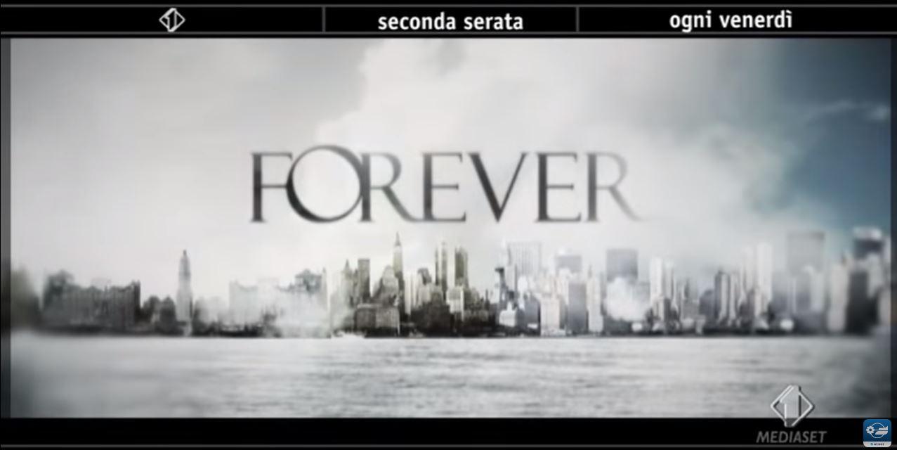 Canzone Forever serie TV su Italia 1 Pubblicità | Spot Settembre 2016