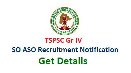 tspsc-aso-statastical-officers-recruitment-notification-eligibility-apply-online-exam-pattern-syllabus-details