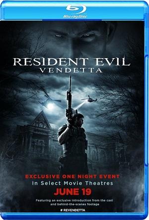 Resident Evil Vendetta 2017 BRRip BluRay 720p