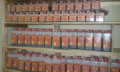 harga madu per liter