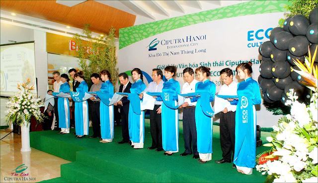 Văn hóa sinh thái Ciputra Hà Nội