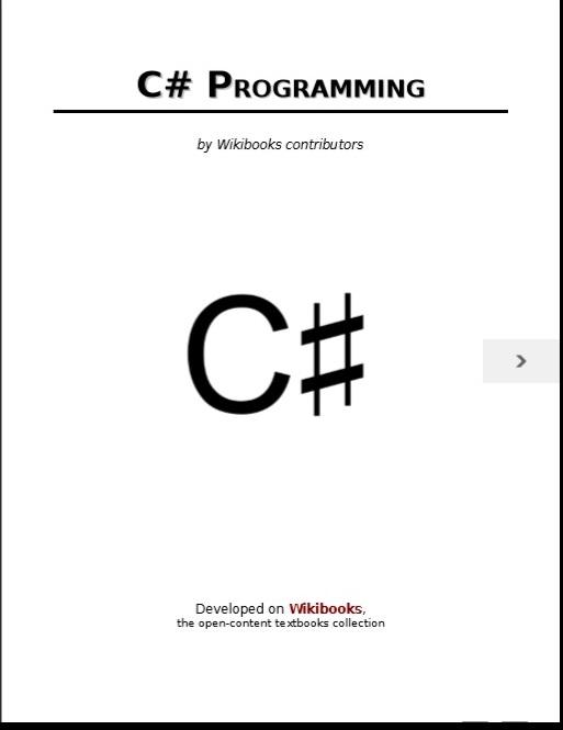 VBlog: C# e-Books