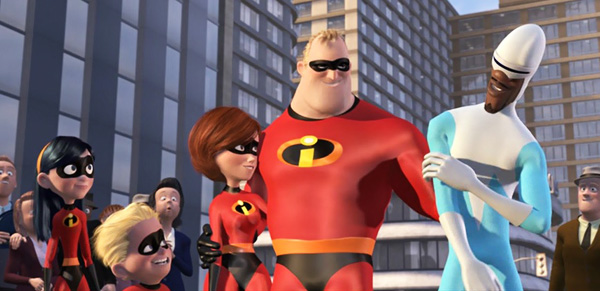 The Incredibles 2 Gets Concept Art For D23 Expo.
