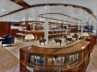 Seabourn Cruises Seabourn Encore - The  Colonnade