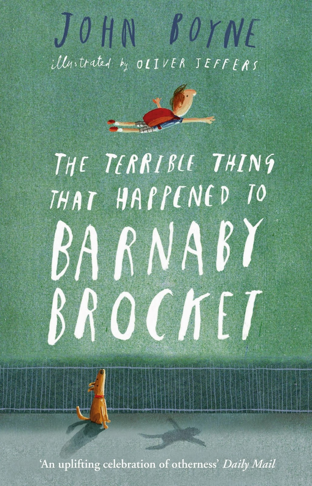The terrible Thing that happend to Barnaby Brocket