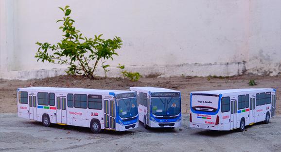 Em Miniatura fecha venda de Três unidades do New Torino para João Pessoa / PB