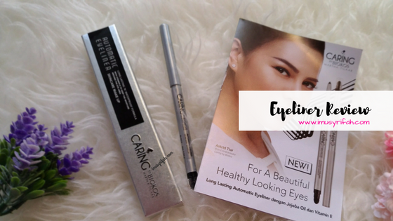 Eyeliner Review: Automatic Eyeliner Caring By Biokos
