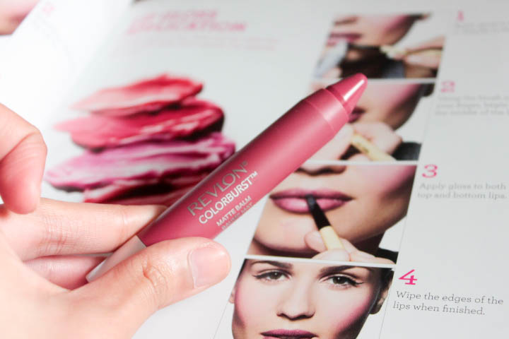 Revlon Colorburst Matte Balm Review