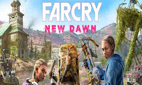 Far Cry New Dawn Incl All DLCs Game Free Download