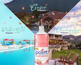 [Sorteo] Gana un viaje mágico a Cuzco, Chachapoyas o Punta Sal - Fragancias que transportan