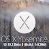 Download OS X Yosemite 10.10.2 Beta 5 (14C99d) Delta / Combo .DMG Files via Direct Links