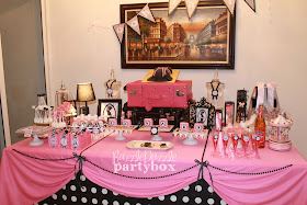 Razzle Dazzle Party Box February 2012