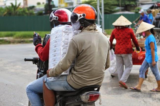 An Giang căng mình chống buôn lậu trên biên giới