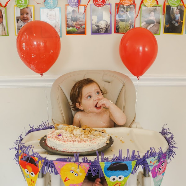 Alexander's First Birthday