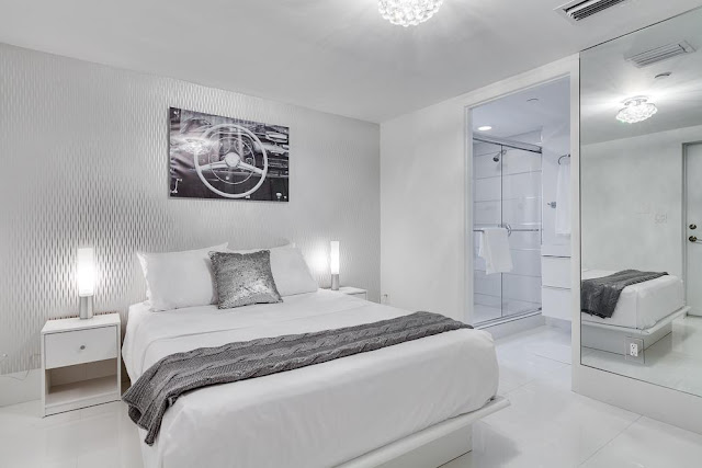 Bars B&B South Beach Hotel em Miami Beach: quarto