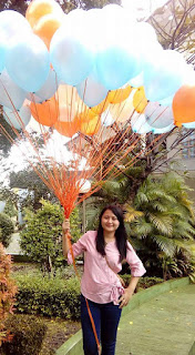 wahanaballoon menjual anek balon gas pelepasan
