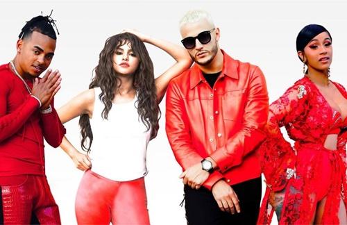 Ozuna & Cardi B & Selena Gomez & DJ Snake - Taki Taki