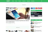 Buzzify adalah template blogger profesional, desainnya unik dan dapat disesuaikan sepenuhnya bagi Anda untuk mengembangkan desain Anda sendiri