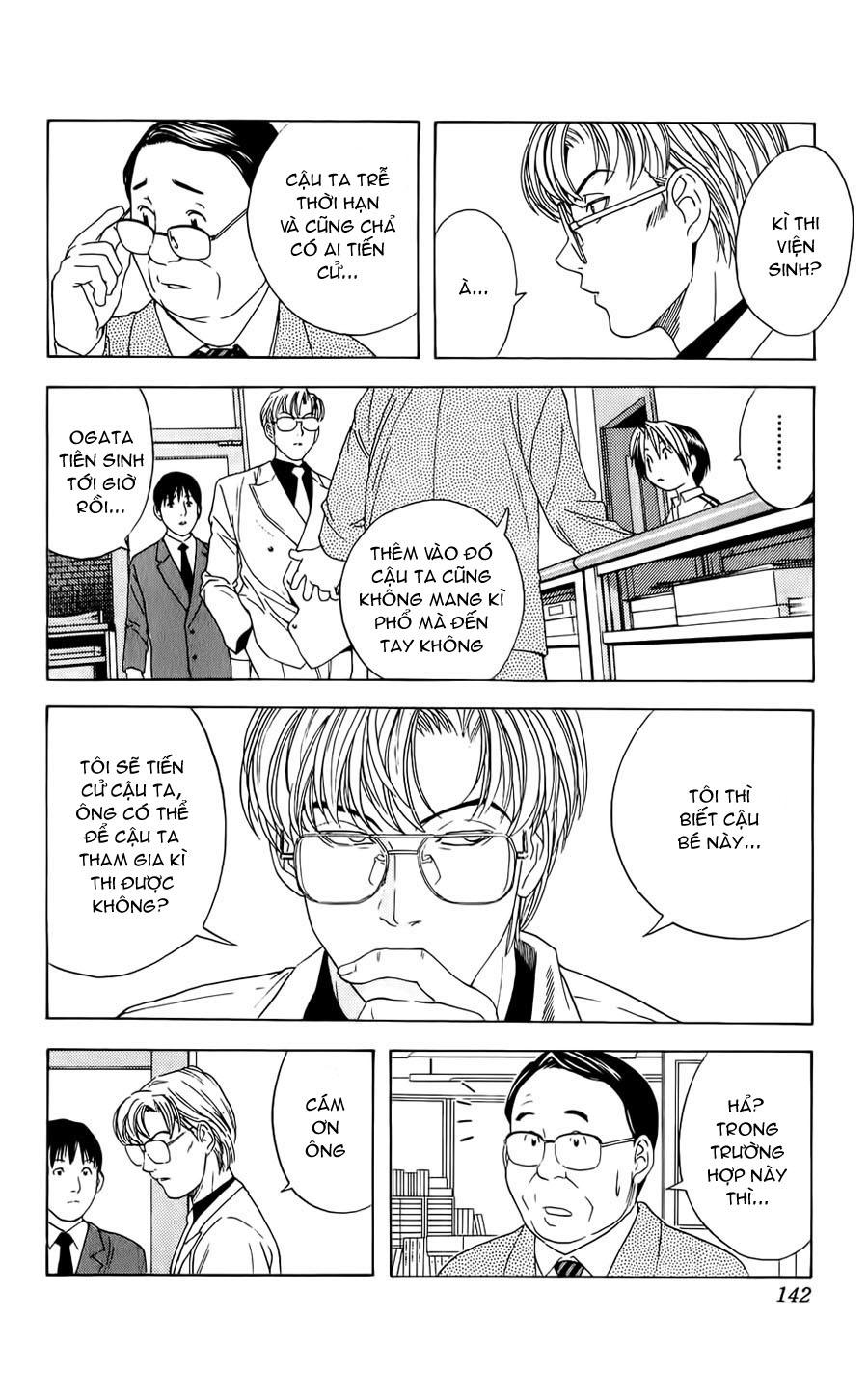 Hikaru No Go hikaru no go chap 41 trang 8