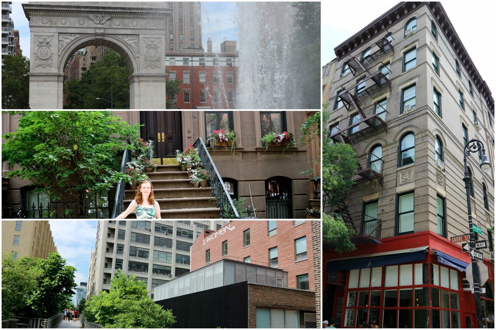 new york itinerary 2 days