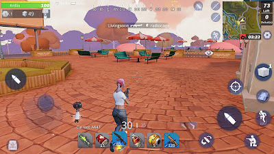 لعبة Creative Destruction مهكرة جاهزة للاندرويد, لعبة Creative Destruction مهكرة بروابط مباشرة