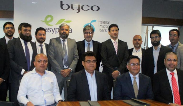 Use Telenor's Easypaisa to buy Fuel at #Byco Stations Nationwide